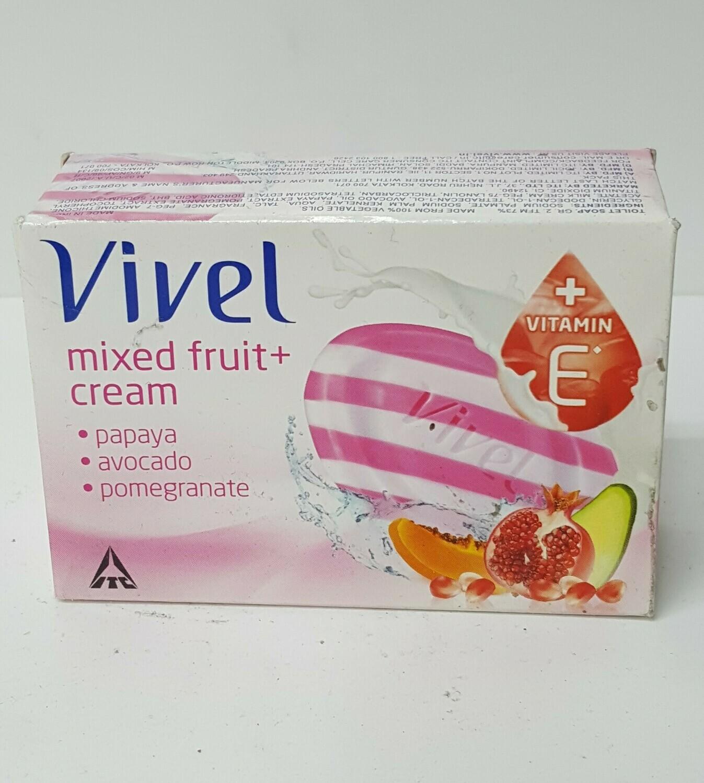 Savon Mixed Fruit Cream VIVE