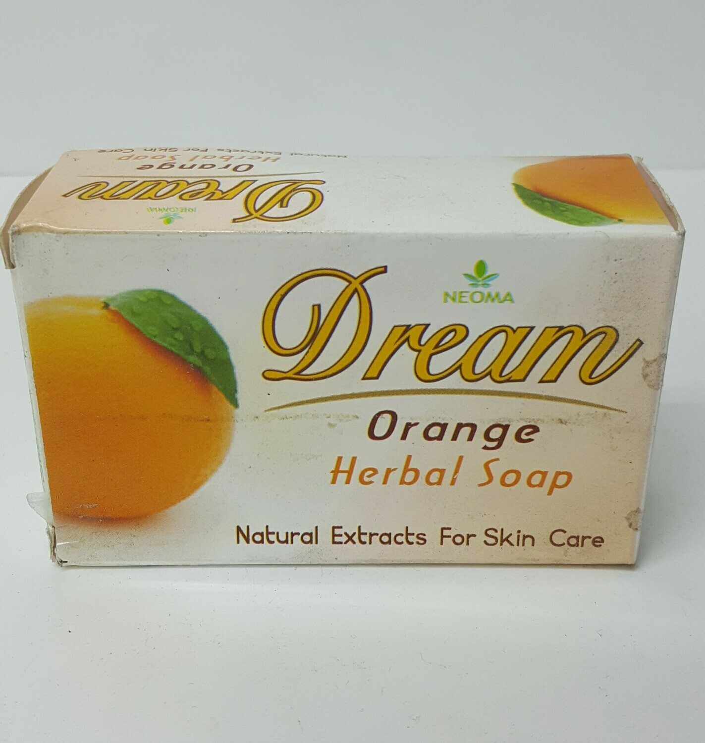 Orange Herbal Soap NEOMA DREAM 125 g