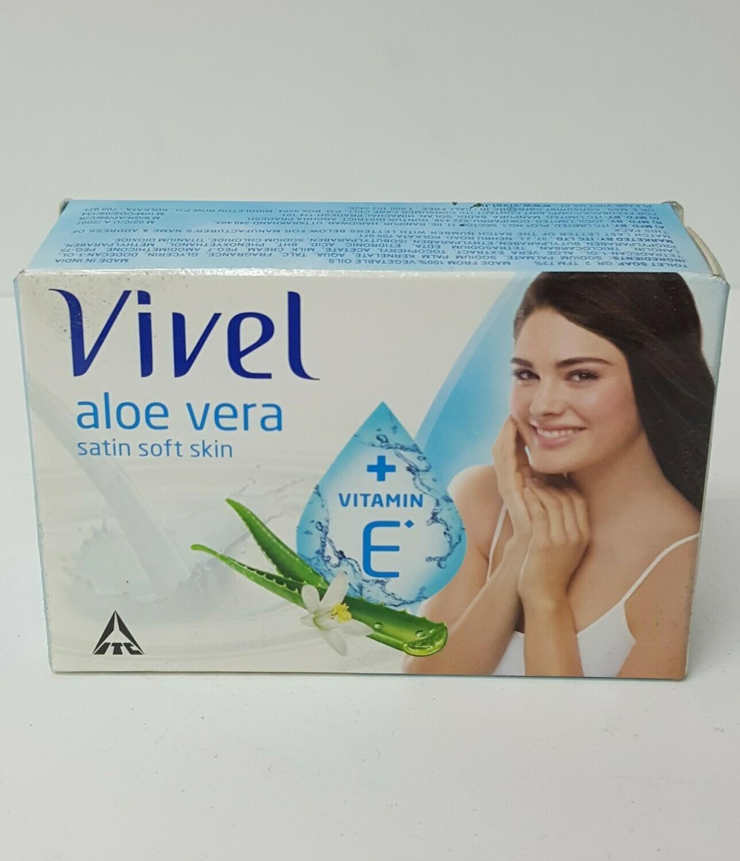 Aloe Vera Vitamin E VIVEL. savon
