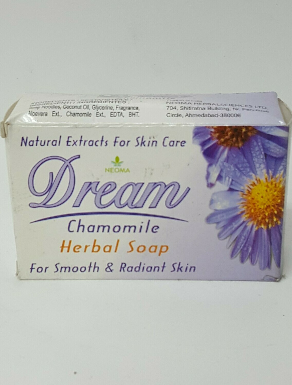 Chamomile Herbal Soap DREAM