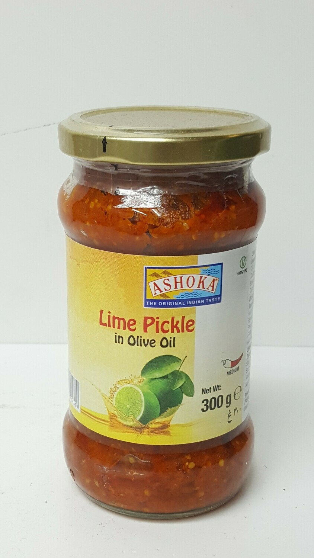 Lime Pickle ASHOKA 300 g