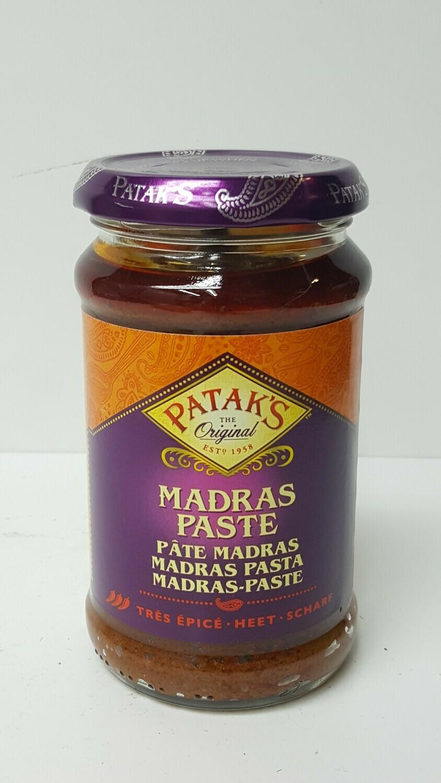 Madras Paste PATAKS 283 g