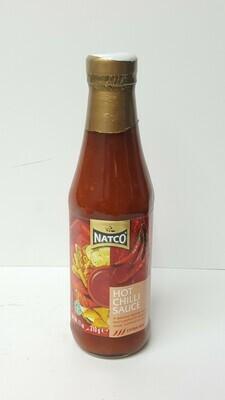 Hot Chilli Sauce NATCO 310 g