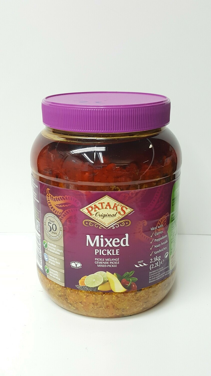 Mixed Pickle PATAKS 2.3 Kg