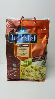 Basmati Rice Maxi-Long TAJ MAHAL 5Kg