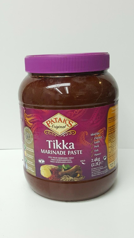Tikka Marinade Paste PATAKS 2.4 Kg