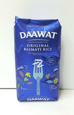 Originale Basmati Rice DAAWAT  1Kg