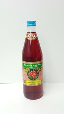 Delicious Rose Syrup ROSE FLAFOUR