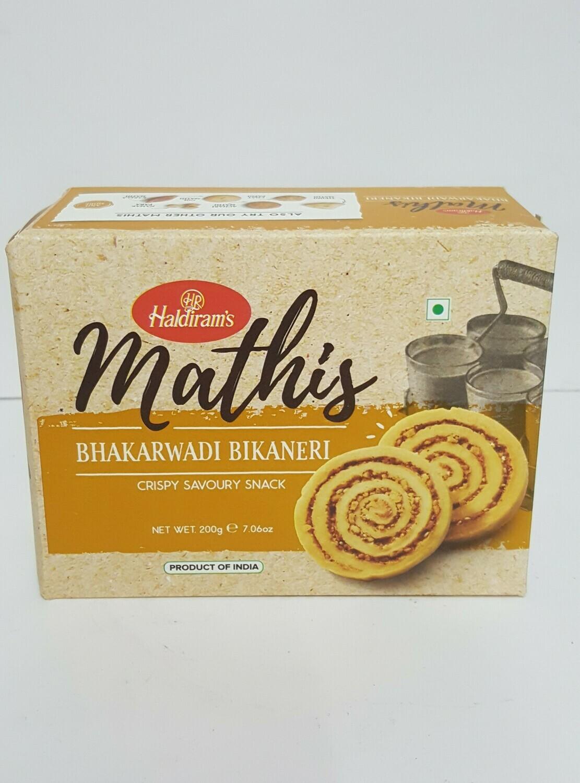 Mathis Bhakarwadi Bikaneri HALDIRAM'S 200g