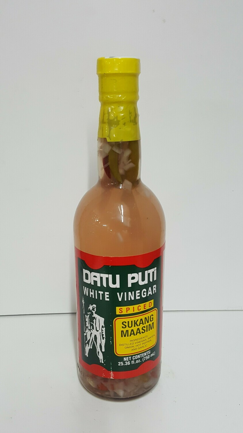 White Vinegar Spiced DATU PUTI 750 ml