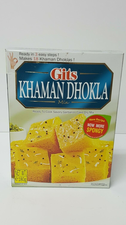 Khaman Dhokla Mix GITS 180 g