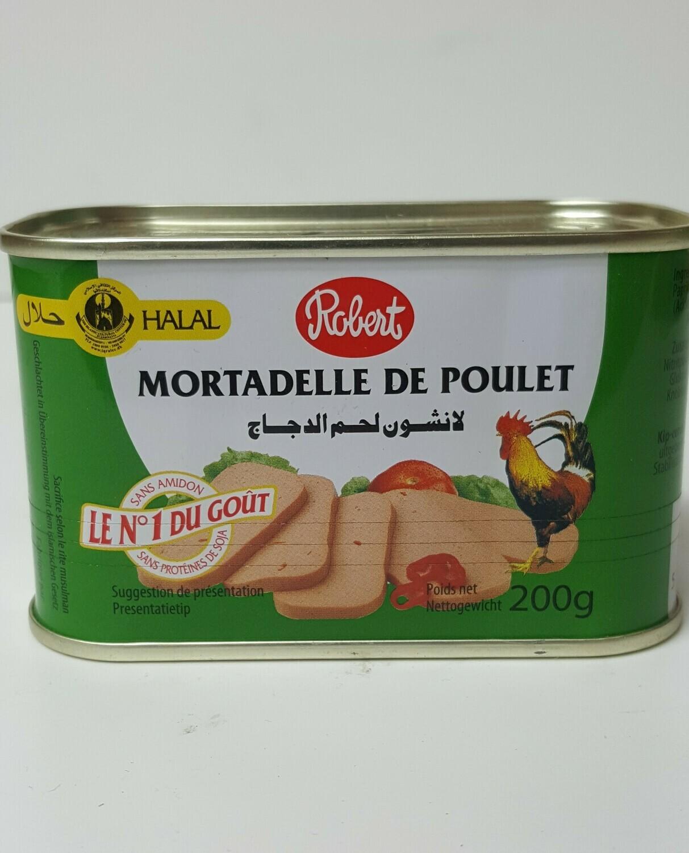 Mortadelle De Poulet ROBERT 200 g