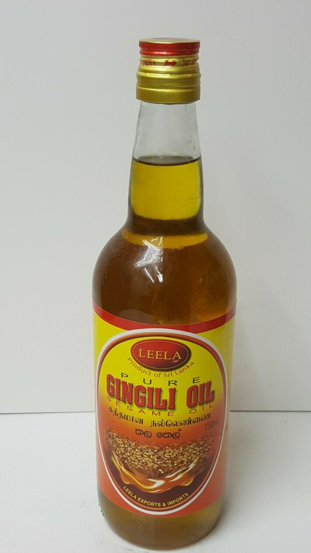 Pure Gingili Oil LEELA 750 ml