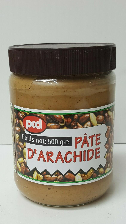 Pate d'arachide PCD 500 g