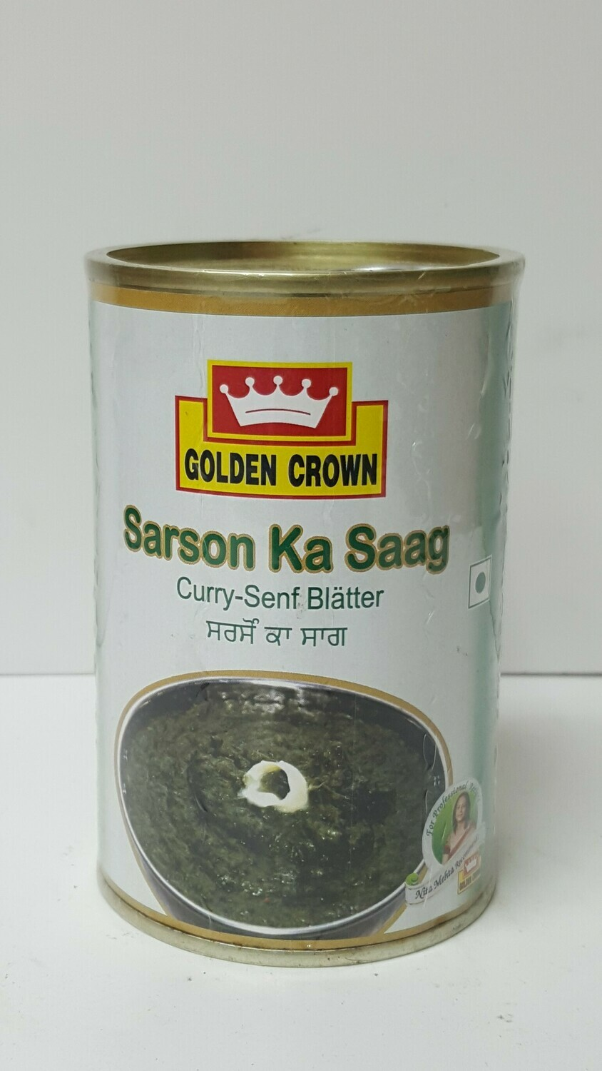 Sarson Ka Saag GOLDEN CROWN