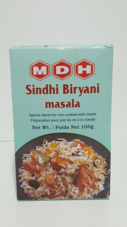 Sindhi Biryani Masala MDH 100 g