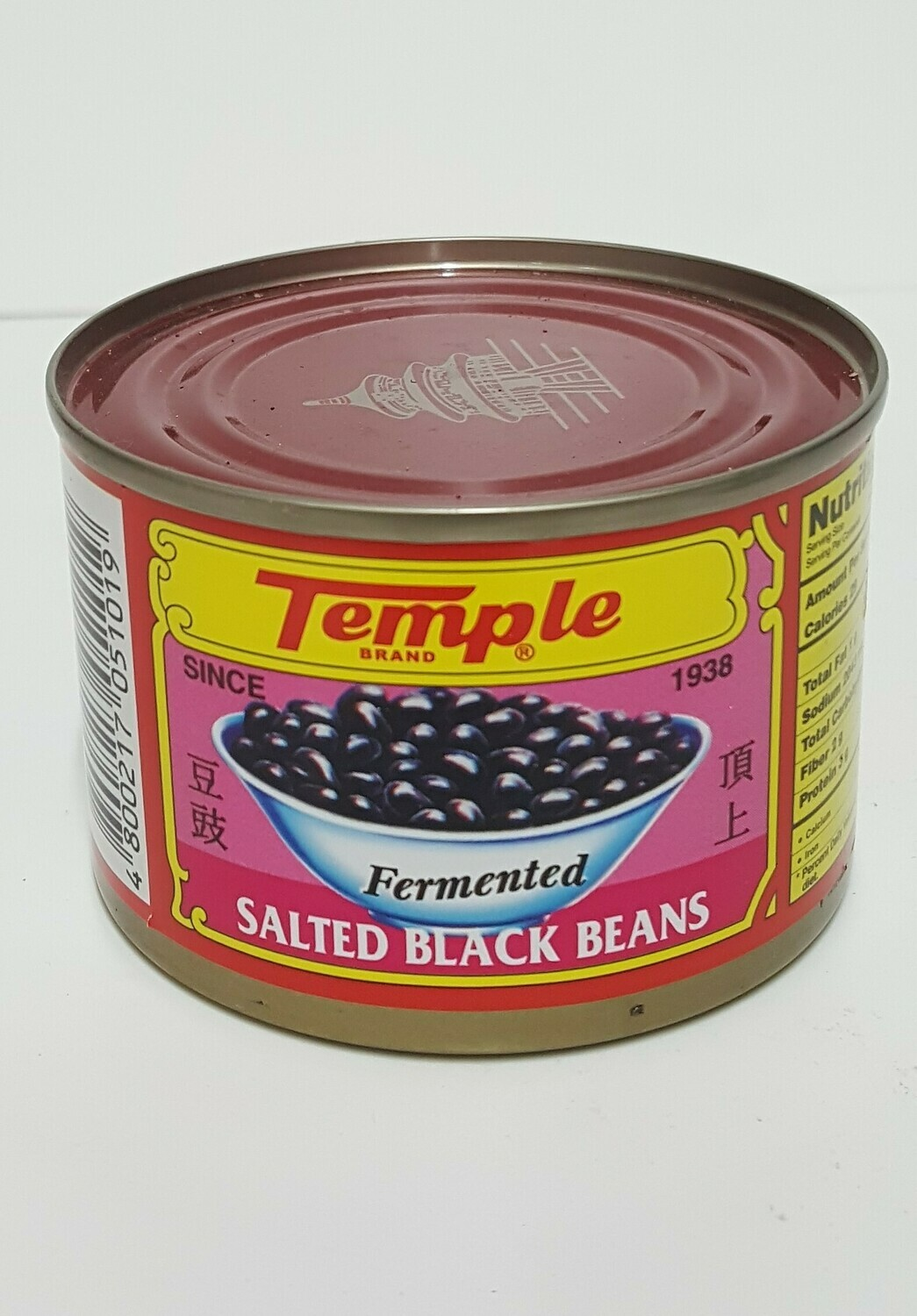 Salted Black Beans TEMPLE