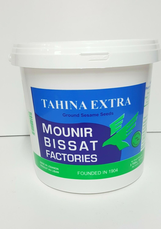 Tahina Extra MOUNIR BISSAT FACTORIES 3,750 Kg