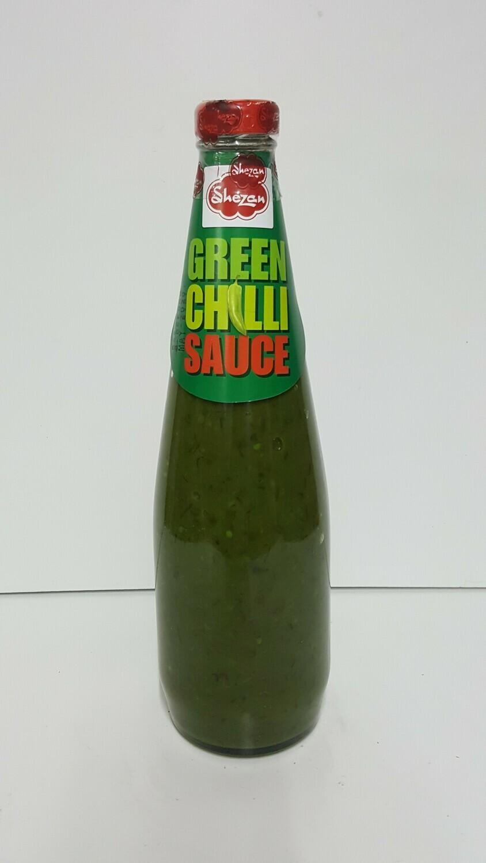 Green Chilli Sauce SHEZAN