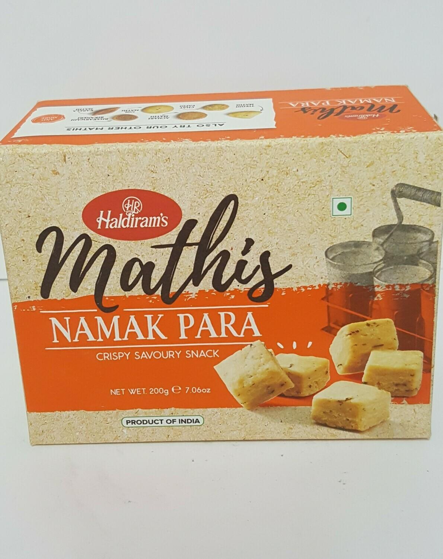 Mathis Namak Para HALDIRAM'S 200 g