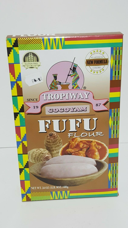 Fufu Flour TROPIWAY 680 g