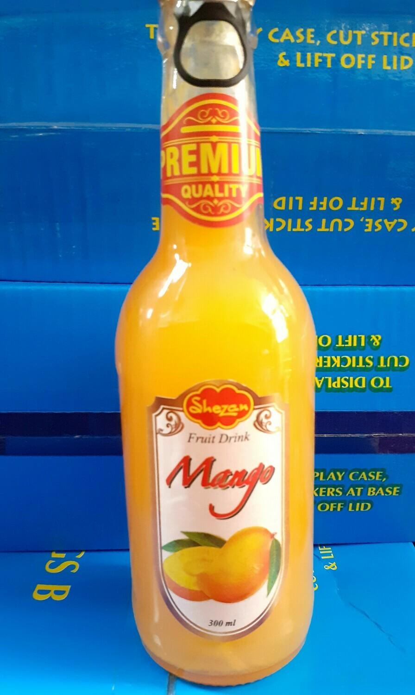 Fruit Drink Mango SHEZAN 300 ml