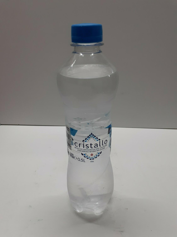 Acqua Mineral Natural CRISTALLO 0.5 L