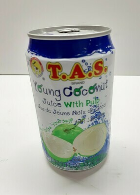 Young Coconut Juice With Pulp 310 ml