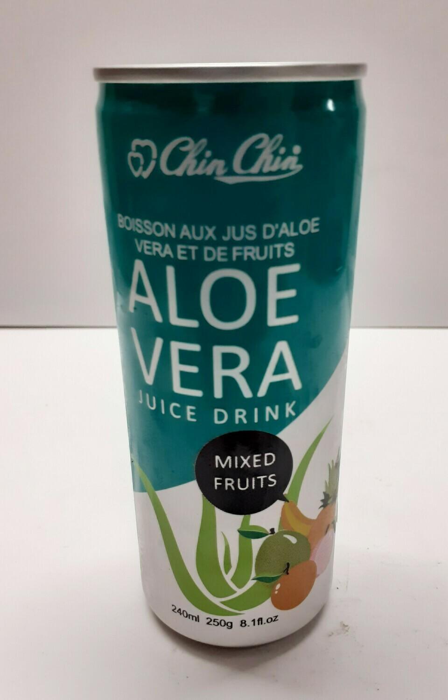 Juice Drink Mixed Fruits ALOE VERA 240 ml