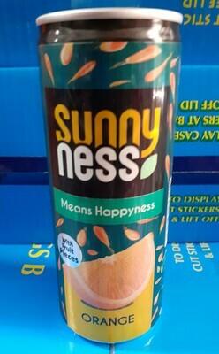 Means Happyness Orange SUNNYNESS