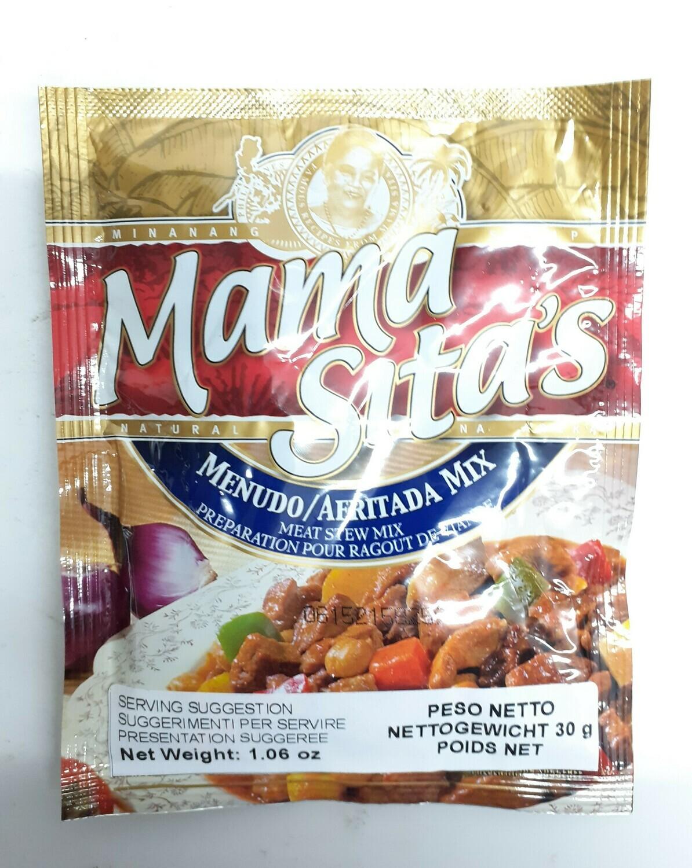 Menudo/Afritada Mix MAMA SITA'S 90 g