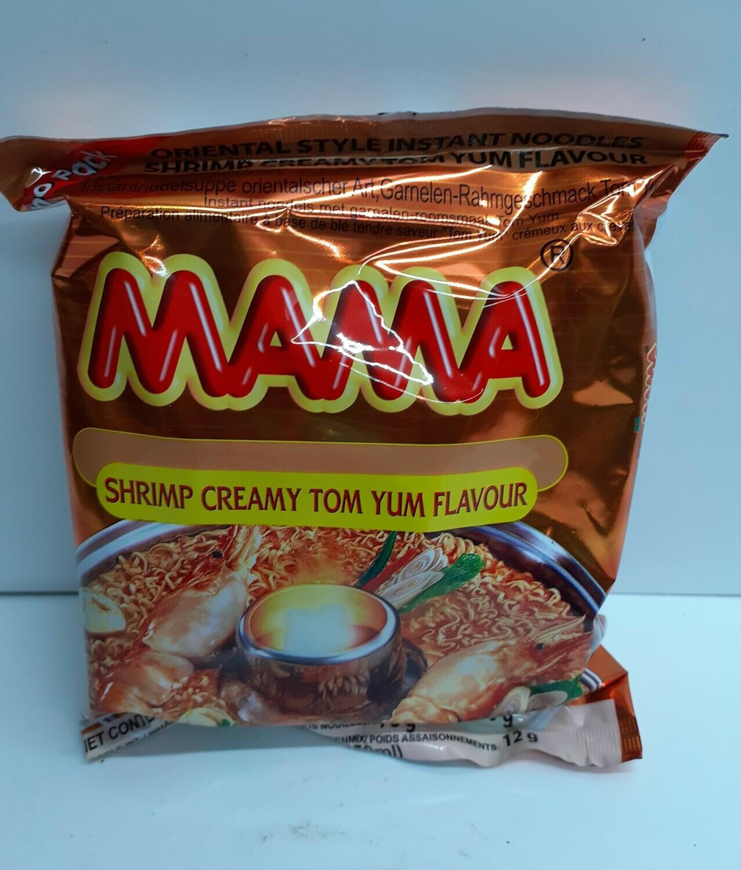 Shrimp Creamy Tom Yum Flavour MAMA 75 g