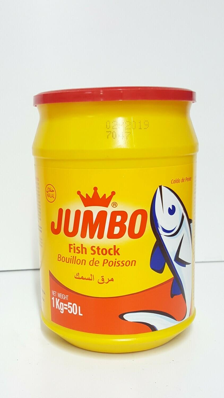 Fish Stock JUMBO 1Kg