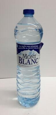 Eau Minerale Naturelle MONT BLANC 1,5 L
