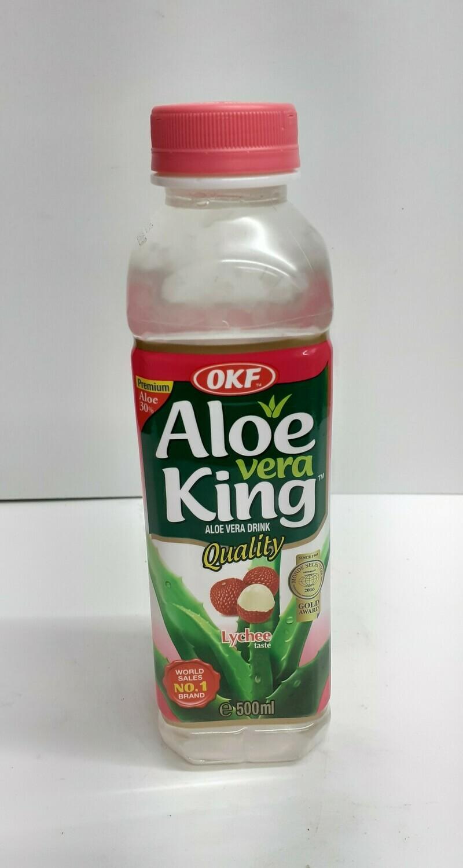 Lychee ALOE VERA KING drink 500 ml