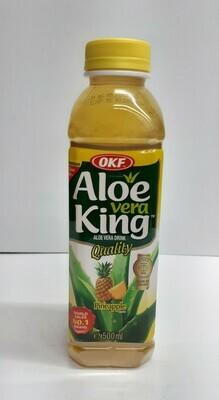 Pineapple ALOE VERA KING drink 500 ml