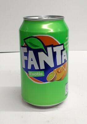 Exotic FANTA 33cl