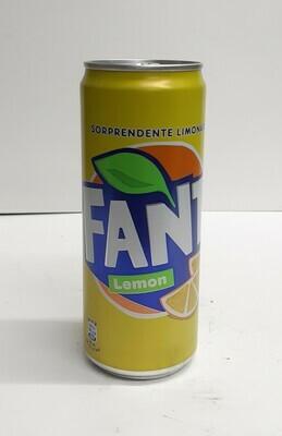 Lemon FANTA 330 ml