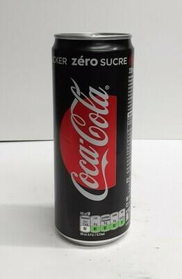 Coca Cola Zero 330 ml