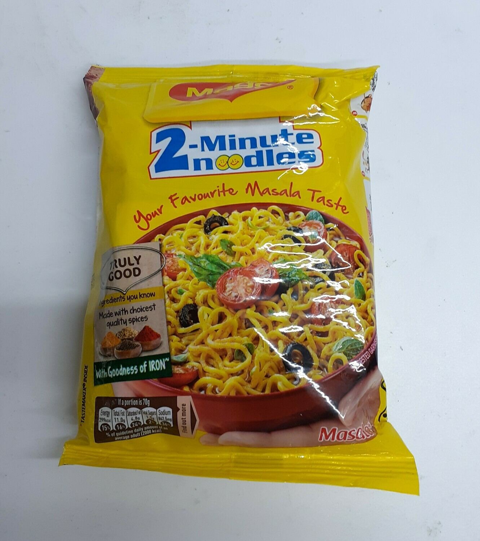 2 Minute Noodles Masala MAGGI 70 g