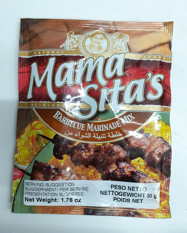 Barbecue Marinade Mix MAMA SITA'S 50 g