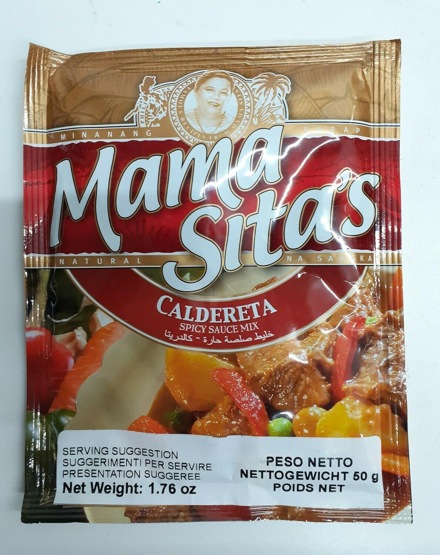Caldereta MAMA SITA'S 50 g