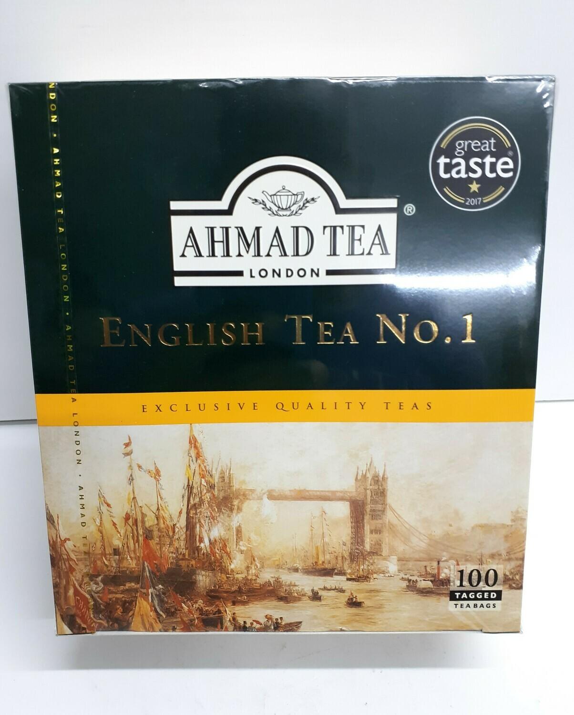 English Tea n°1 AHMAD TEA 200 g