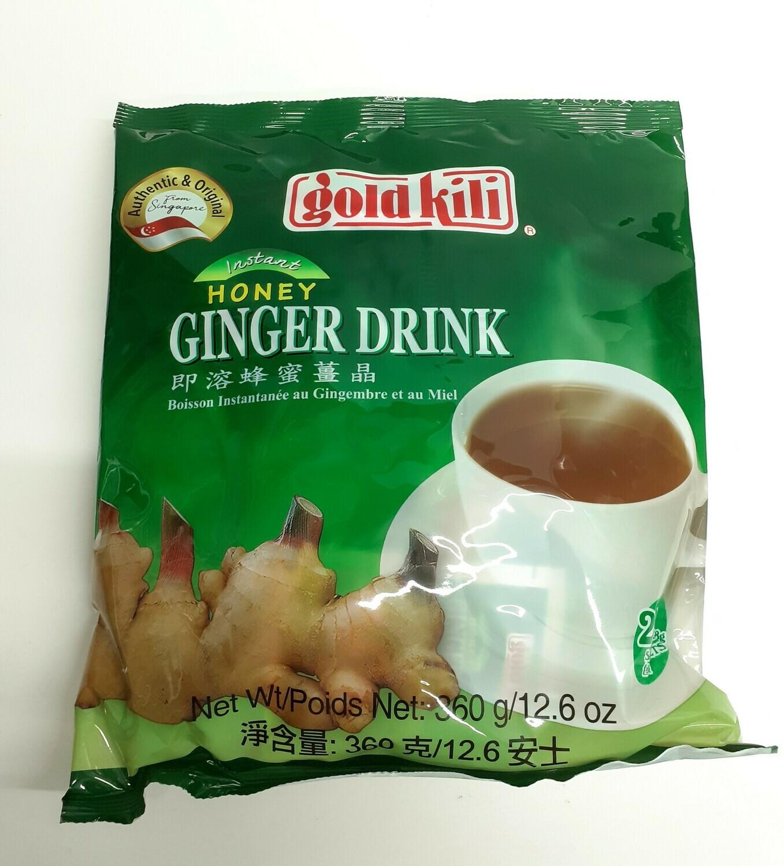 Honey Ginger Drink GOLD KILI 360 g