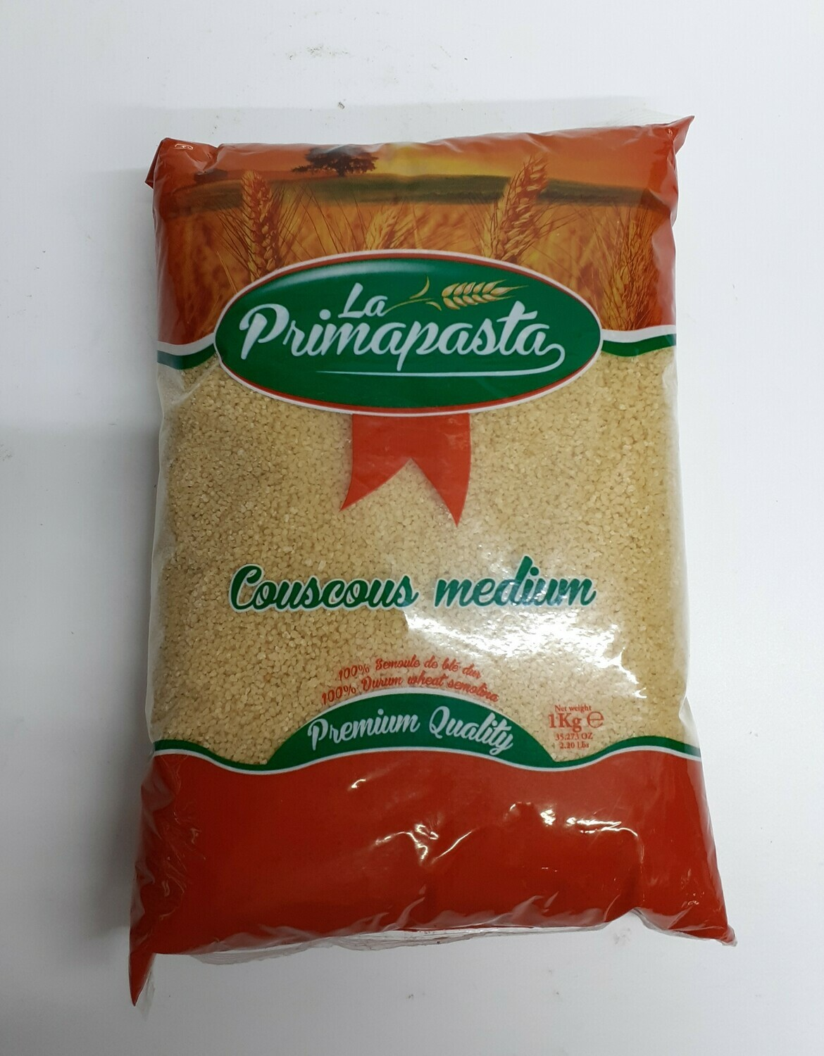 Coucous Medium LA PRIMAPASTE 1 Kg