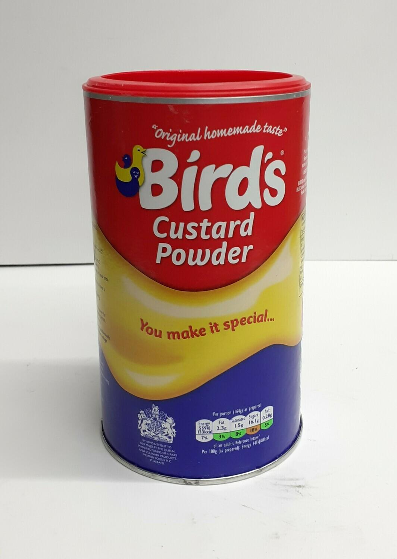 Custard Powder BIRDS