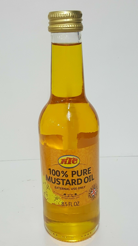 Pure Mustard Oil KTC