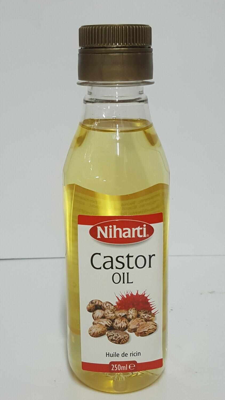 Castor Oil NIHARTI 250 ml