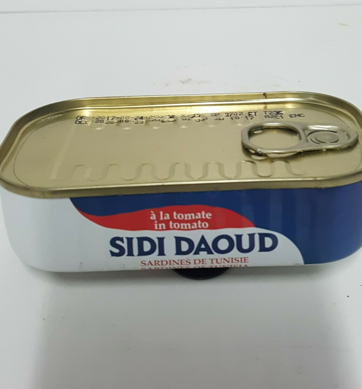 Sardine Tunisie SIDI DAOUD