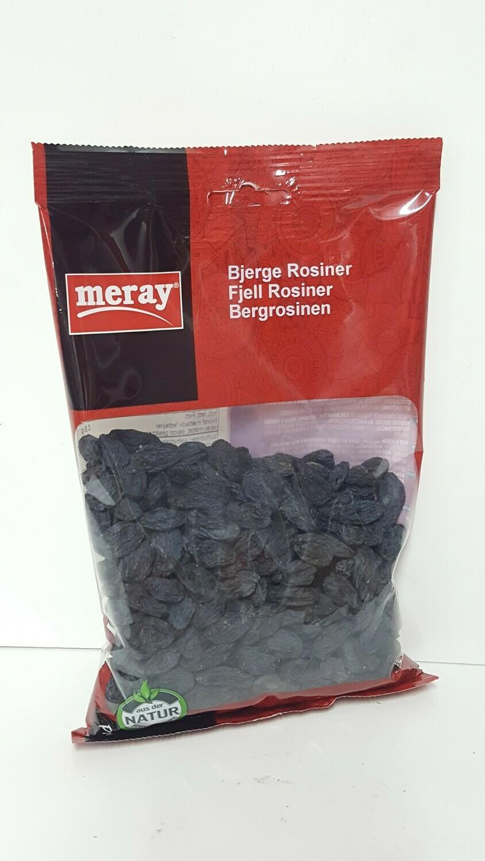 Bjerge Rosiner MERAY 250 g